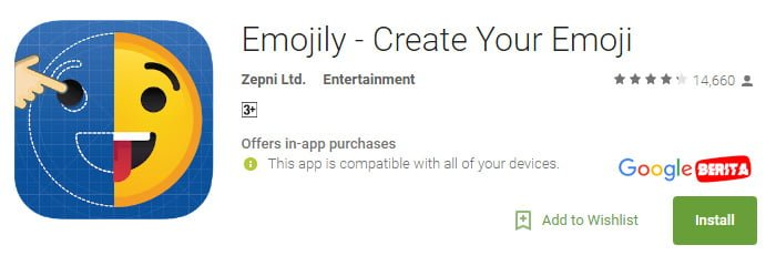 Emojily – Create Your Own Emoji
