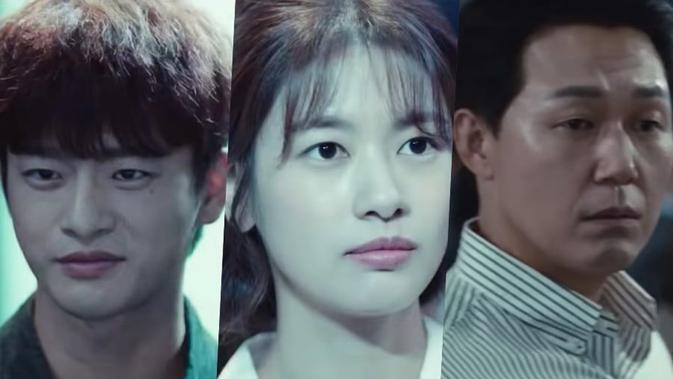The Smile Has Left Your Eyes (tvN/ Soompi)