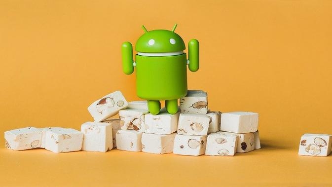 Android Nougat. Sumber: Google