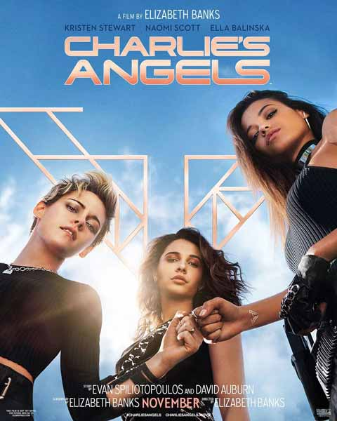 Film Bioskop November 2019 - Charlies Angels