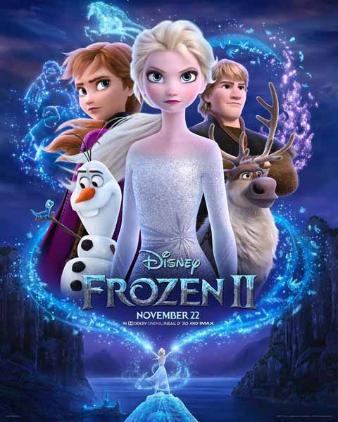 Film Bioskop November 2019 - Frozen 2