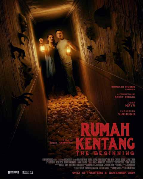 Film Bioskop November 2019 - Rumah Kentang The Beginning