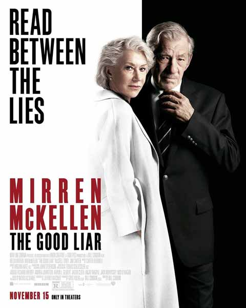 Film Bioskop November 2019 - The Good Liar