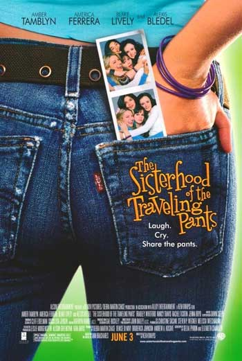 Film Persahabatan Terbaik - The Sisterhood of Traveling Pants (2005)