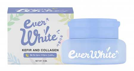 Krim Malam Taerbaik - Everwhite Be Bright Night Cream