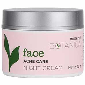 Krim Malam Terbaik - Mineral Botanica Acne Care Night Cream